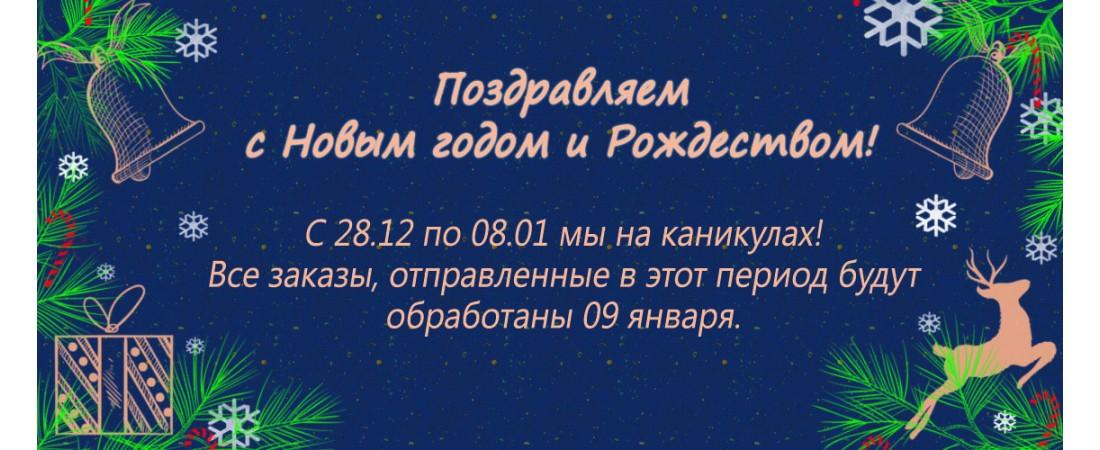 Банер на НГ2020