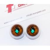 Лиса ТК-2 светоотражающие глаза