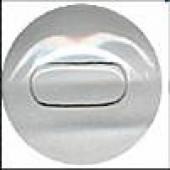 Стекл. прозрачные глаза с овальным зрачком (полусфера) серии 145